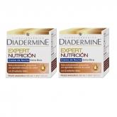 Diadermine Expert Nutrition Crème De Nuit 50ml Coffret 2 Produits
