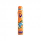 Fa Island Vibes Bali Kiss Mango & Vanilla Deodorant Spray 200ml