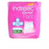 Indasec Pant Super Medium Size 10 Unités