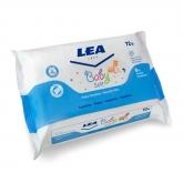 Lea Baby Soft Lingettes Peau Sensibles 72 Unités