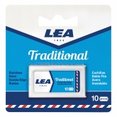 Lea Traditional Double Edge Blades Pack 10 Units