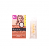 Taky Beauty Oil Depilatory Facial Wax Bands 12uds