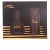 Puig Agua Brava Eau De Cologne Spray 100ml Coffret 2 Produits