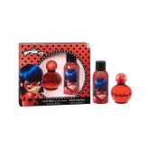 Cartoon Ladybug Estuche 100 ml Vaporizador + Perfume Body Vaporisateur 150 ml Coffret 2 Produits 2018