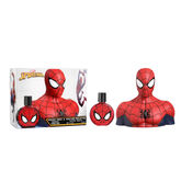 Spiderman Eau De Toilette Spray 50ml Set 2 Pieces