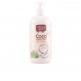 Natural Honey Coco Addiction Lotion Pour Le Corps 400ml
