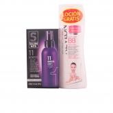 Salon Hits 11 Benefits Traitement Pour Les Cheveux 150ml Coffret 2 Produits 2017