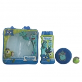 Cartoon Monsters University Coffret 3 Produits