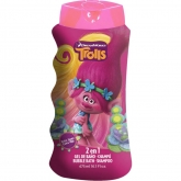 Cartoon Trolls Shower Gel And Shampoo 2In1 475ml