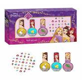 Disney Princess Nail Art Coffret 4 Produits