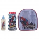 Marvel The Amazing Spiderman Eau De Cologne Vaporisateur 200ml Coffret 3 Produits