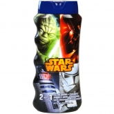 Star Wars 2In1 Shower Gel And Shampoo 475ml