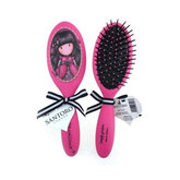 Gorjuss Pink Hairbrush
