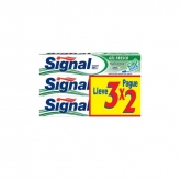 Signal Fresh Gel Dentifrice 3x75ml