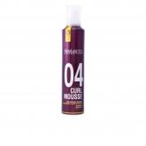 Salerm Cosmetics 04 Mousse Pour Boucles Extra Strong 405ml