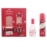 Old Spice Original Eau De Toilette Vaporisateur 100ml Coffret 2 Produits