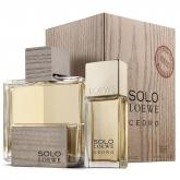 Loewe Solo Loewe Cedro Eau De Toilette Vaporisateur 100ml Coffret 2 Produits 2017