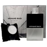 Armand Basi Homme Eau De Toilette Vaporisateur 125ml Coffret 2 Produits