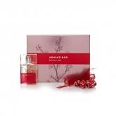 Armand Basi Sensual Red Eau De Toilette Vaporisateur 50ml Coffret 2 Produits
