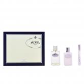 Prada Infusion D Iris Eau De Parfum Vaporisateur 100ml Coffret 3 Produits 2017