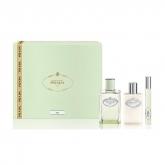 Prada Infusion d'Iris Eau De Parfum Spray 100ml Set 3 Artikel 2021