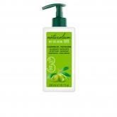 Naturalium Gel Nettoyant Revitalisant Olive Naturelle 300ml