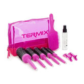 Termix Pack Brushing 3 Steps Pink Set 10 Pieces 2020