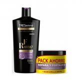 Trsemmé Repair And Strengthening Shampooing 700ml Coffret 2 Produits 2018