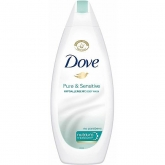 Dove Creme Mousse Hyperallergenic Body Wash 400ml