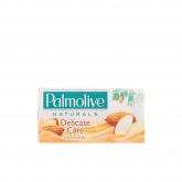 Palmolive Naturals Delicate Care Avec Du Lait D'Amande Savon 3x90g