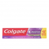Colgate Maximum Protection Caries Dentifrice 100ml