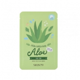 Skin79 Aloe Fresh Garden Mask