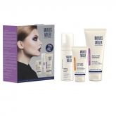 Marlies Moller Strength Daily Mid Shampooing 100ml Coffret 3 Produits