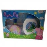 Peppa Pig Eau De Toilette Vaporisateur 100ml Coffret 2 Produits
