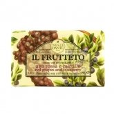Nesti Dante Il Frutteto Blueberry And Red Grapes Savon 250g