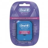 Oral B 3D White Luxe Fil Dentaire