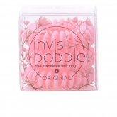Invisibobble Hair Ring Secret Garden Sherry Blossom 3 Produits