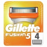 Gillette Fusion Manual Blades Pack Of 4