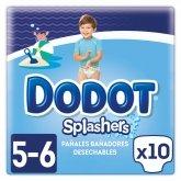 Dodot Splashers T-5 10 Units
