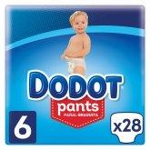 Dodot Pants T-6 28 Units