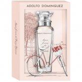 Adolfo Dominguez Agua Fresca De Rosas Blancas Eau De Toilette Vaporisateur 60ml