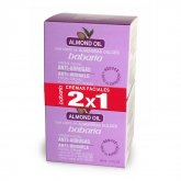 Babaria Almond Oil Crème Anti-Rides Du Visage 2x50ml