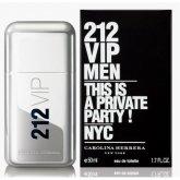 Carolina Herrera 212 Vip Men Eau De Toilette Spray 50ml
