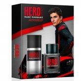 Marc Márquez Hero Sport Xtrem Eau De Toilette Vaporisateur 100ml Coffret 2 Produits 2017