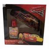 Disney Cars 3 Eau De Toilette Vaporisateur 30ml Coffret 2 Produits
