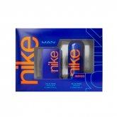 Nike Indigo Eau De Toilette Vaporisateur 100ml Coffret 2 Produits