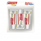 Colgate Total Original Voyage Dentifrice 3x19ml
