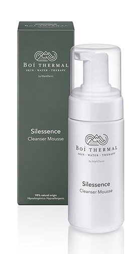 Silessence Cleaner Mousse