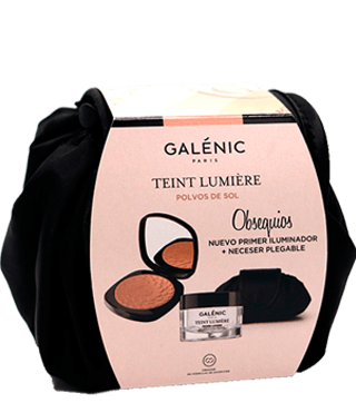 Galenic Teint Lumiere Sun Powder 9.5g Set 3 Pieces