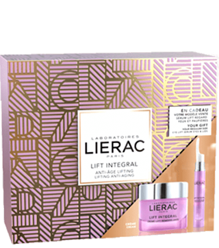 Lierac Lift Integral Crème Lift Remodelante 50ml+Lift Integral Sérum Lift Regard Yeux Et Paupières 15ml